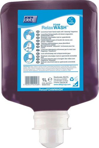 DEB Calming Aromatherapy Foam Soap Cartridge - NOW CALLED RELAX